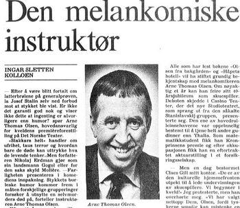 - 350px-Arne_Thomas_Olsen_Aftenposten_1984