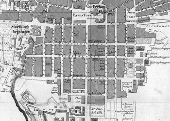 kvadraturen oslo kart Kvadraturen Oslo Kart | Kart