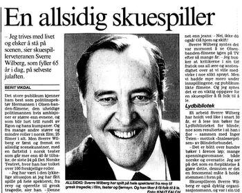 Sverre Wilberg sas