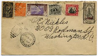 Konvolutt US philatelic 1925.jpg