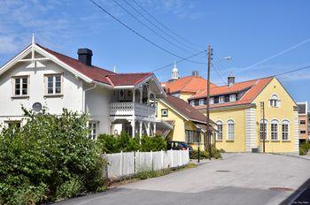 Skolegata Notodden Lokalhistoriewiki No