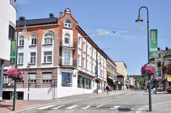 Storgata Notodden Lokalhistoriewiki No