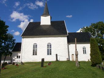 850fa559e Røyken kirke – lokalhistoriewiki.no