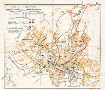 Sporveier Lokalhistoriewiki No